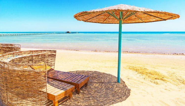 Ägypten: 7 Tage All Inclusive Urlaub im 4* Hotel mit Flug, Zugticket und Transfer ab 374 Euro