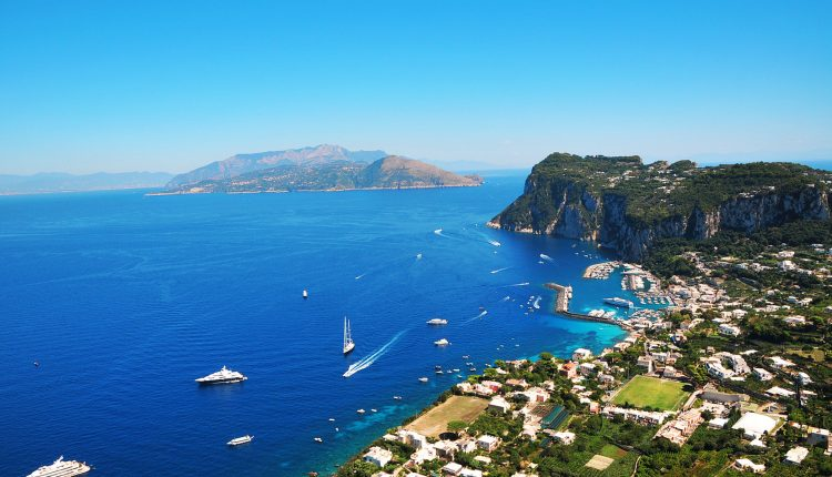 1 Woche Ischia im 3* Hotel inkl. Frühstück, Flug und Transfer ab 390€