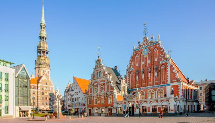 3 Tage Riga im 3* Hotel mit Flug ab 96€ pro Person