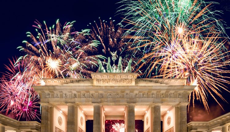 Silvester in Berlin: 4 Tage im sehr guten 4* Hotel ab 100€ pro Person