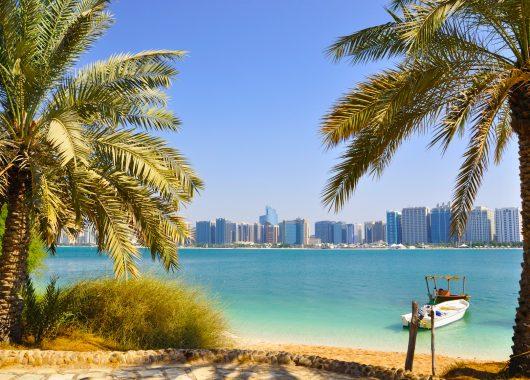 Abu Dhabi: 6 Tage im 4*Hotel mit Frühstück, Flügen, Rail&Fly und Transfers ab 524€