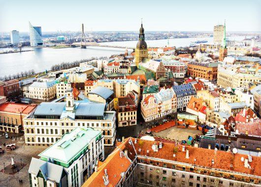 4 Tage Riga im 3* Hotel inkl. Frühstück & Flug ab 140€ pro Person