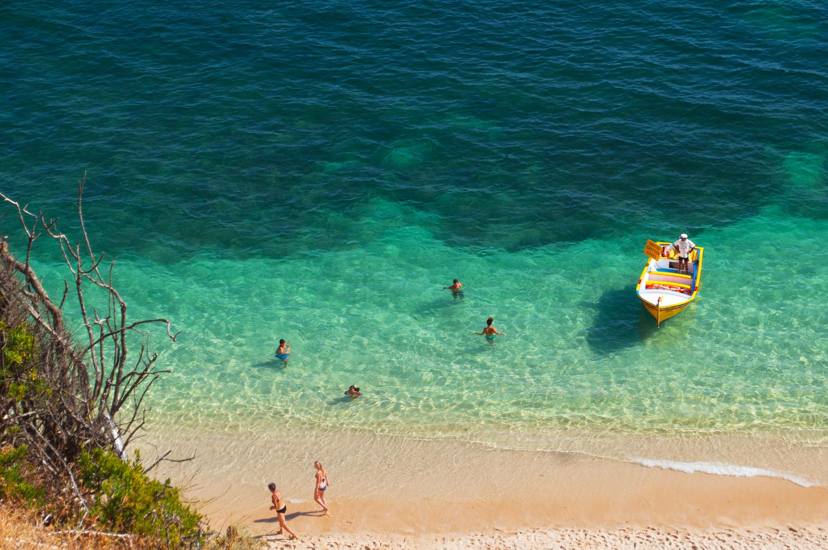 Algarve Menorca Mallorca Strand