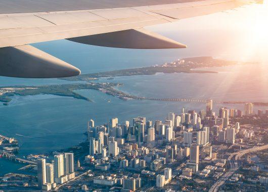 Airfrance / Delta: Hin- und Rückflüge nach Miami zwischen Januar und März 2016 ab 389€