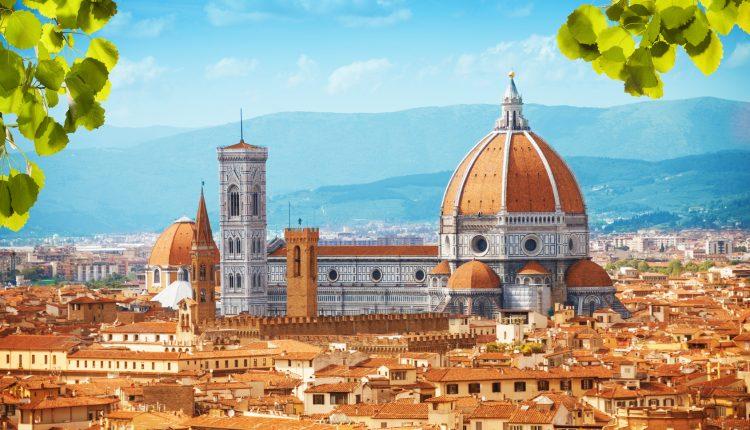 Single-Städtereise nach Florenz: 4 Tage inkl. Flügen, Hotel und Frühstück ab 299€