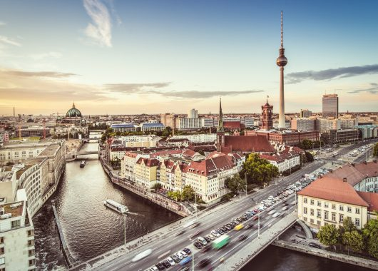 3 – 4 Tage Berlin im zentralen 3* Hotel inkl. Frühstück ab 79,99€ pro Person