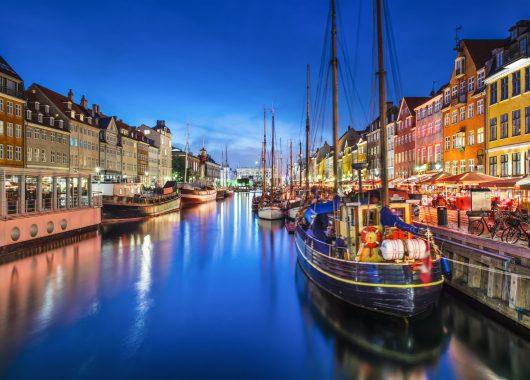 3, 4 oder 5 Tage Kopenhagen: Designhotel mit Frühstück und Eintritt in den Tivoli Park ab 119€