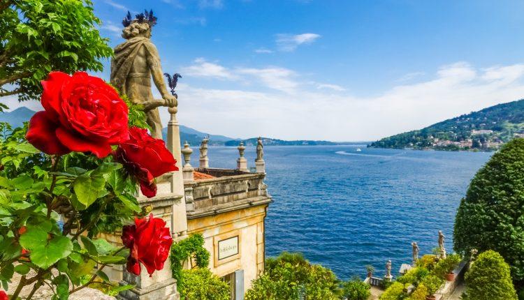 4 bis 8 Tage am Lago Maggiore im 4*Hotel mit Frühstück und Dinner ab 99€ pro Person