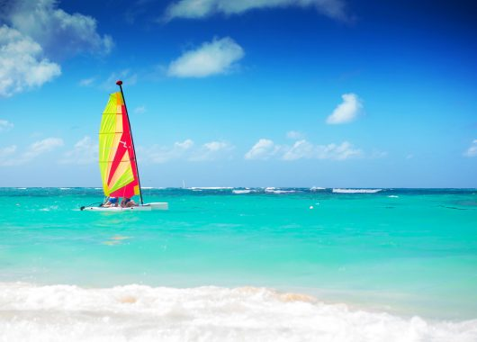 Traumurlaub: 8 Tage Dominikanische Republik im 4* Hotel All Inclusive, Flug und Transfer für 955€