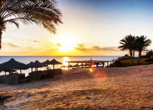 9 Tage All Inclusive in Tunesien: 4* HolidayCheck Award Hotel, Flüge, Transfer, Rail&Fly ab 444€