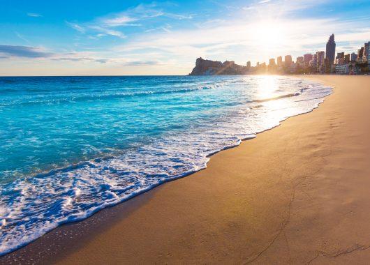 Kurzurlaub an der Costa Blanca: 5 Tage Alicante mit Flug und Frühstück ab 180€