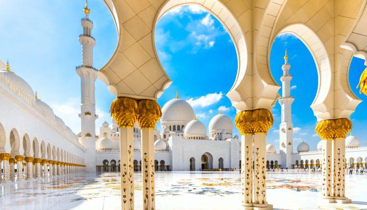 7 Tage 5-Sterne Luxus in Abu Dhabi mit Flügen, Transfers und Flügen ab 599€