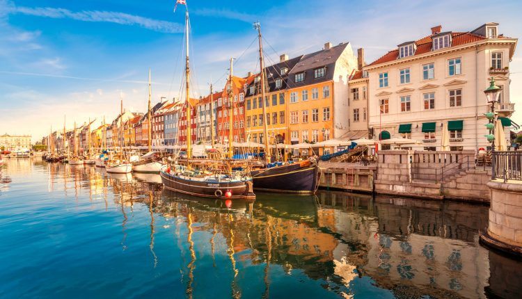 LTUR Top-Ziel International: Mit der Bahn ab 37€ nach Dänemark, z.B. nach Kopenhagen, Aarhus, Odense…