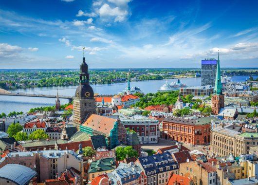3 Tage Riga im 4*Hotel mit Flügen und Frühstück ab 117€ pro Person
