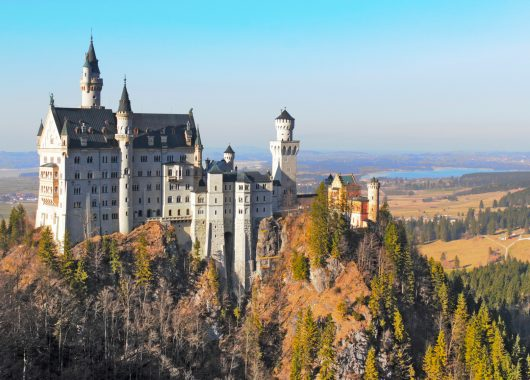 3 Tage Füssen im Allgäu: 4* Hotel am Schloss Neuschwanstein inkl. Eintritt, Frühstück & Wellness ab 129€