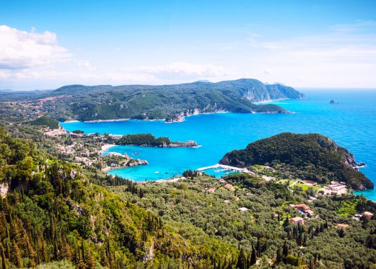 Korfu: Eine Woche im 3*Hotel inkl. Flug, Rail & Fly und Transfers ab 299€