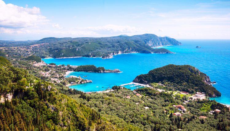 Korfu: Eine Woche im 3*Hotel inkl. Flug, Rail & Fly und Transfers ab günstigen 227€