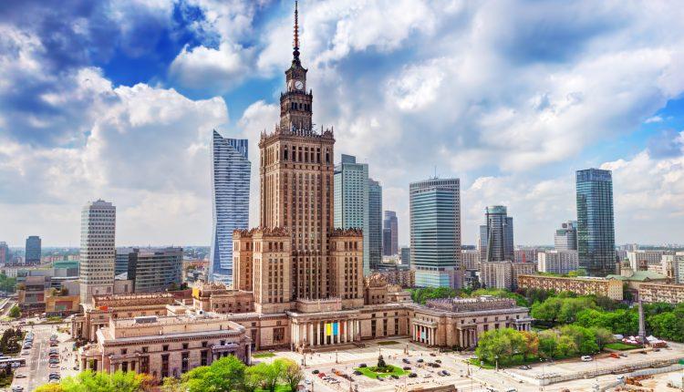 Städtetrip Warschau: 3 Tage im 4*Hotel für 68€ bei einer Reise zu zweit