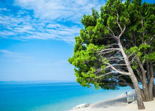 Kroatien im Oktober: 7 Tage im 4*Hotel inkl. Flug, Frühstück und Rail&Fly ab 296€
