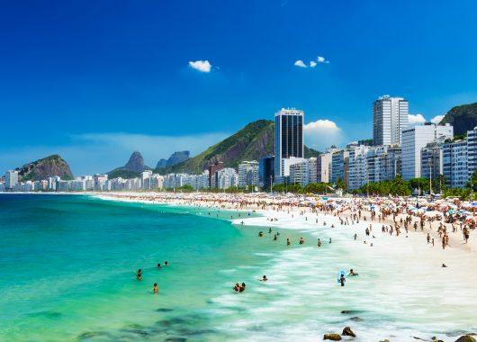 Alitalia: Hin- und Rückflug nach Rio de Janeiro ab 375€ ab Berlin
