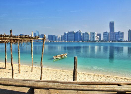 1 Woche Abu Dhabi im Sommer: 4* Hotel inkl. Frühstück, Flug und Transfer ab 499€