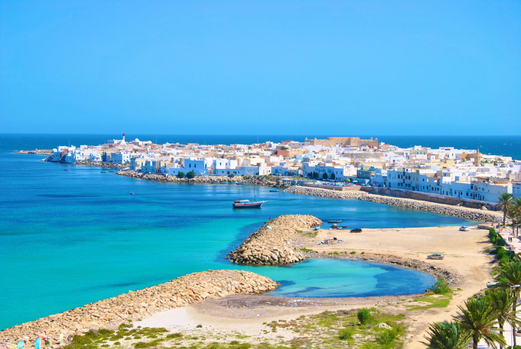 Mahdia Tunesien