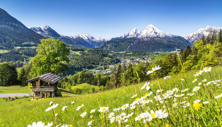 3 Tage Wellness im Allgäu: 4,5* Hotel inkl. Halbpension und Golf im Sommer oder Ski im Winter für 219€