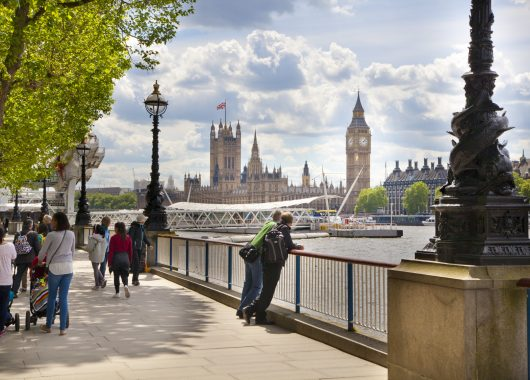 Christi Himmelfahrt nach London: 3 Tage im 4* Hotel mit Flug ab 190€