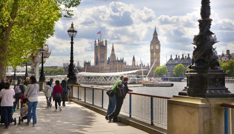 Himmelfahrt nach London: 3 Tage im 4* Hotel inkl. Flug und Frühstück ab 163 Euro pro Person