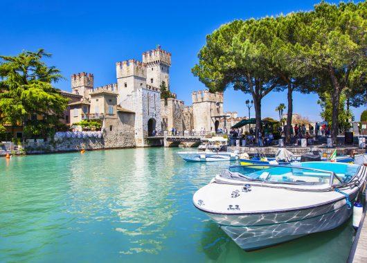 4 Tage am Gardasee im 4*Hotel in direkter Seelage inkl. Halbpension für 142,50€ pro Person