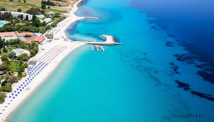 Oktober: 1 Woche Chalkidiki im 3* Hotel mit Halbpension und Flug ab nur 202€