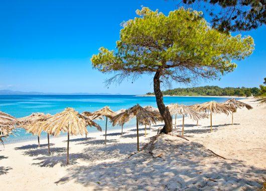 1 Woche Chalkidiki im September: 4* Hotel inkl. Halbpension, Flug und Transfer ab 424€