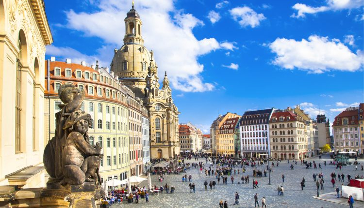 Übernachtung im 4* Hotel in Dresden inkl. Frühstück ab 35€ p. P.