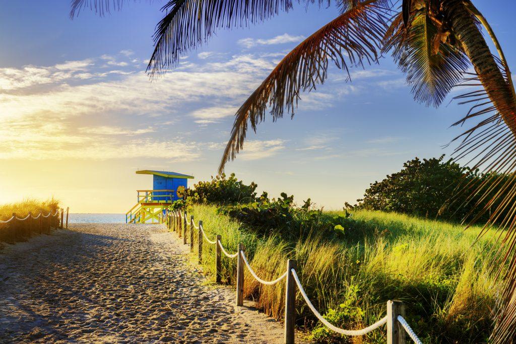 South Beach Miami Beach, Florida