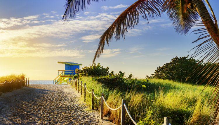 6 Tage Miami Beach im Juni: 3,5* Hotel und Flug ab 777€