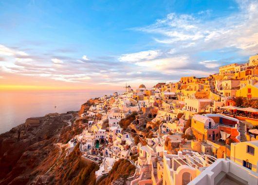 10 Tage Santorini im Mai 2017:  Hotel, Flug ab München und Transfer ab 390€