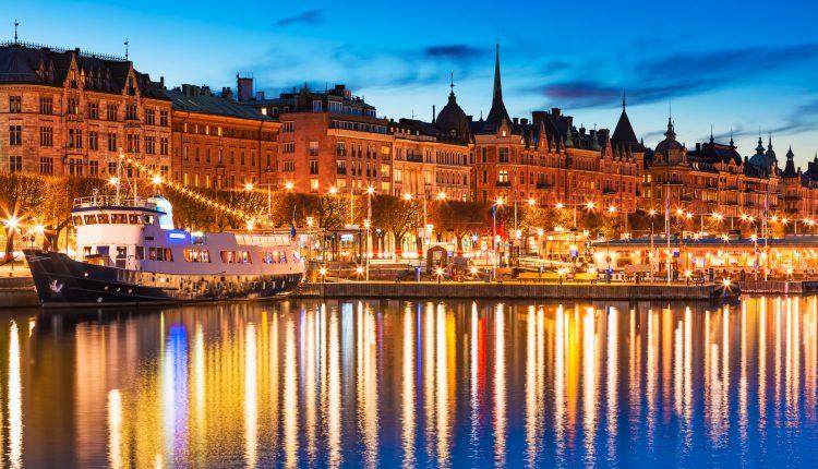 Stockholm: 3 bis 5 Tage auf einem Hotelboot mit Flügen und Frühstück ab 169€