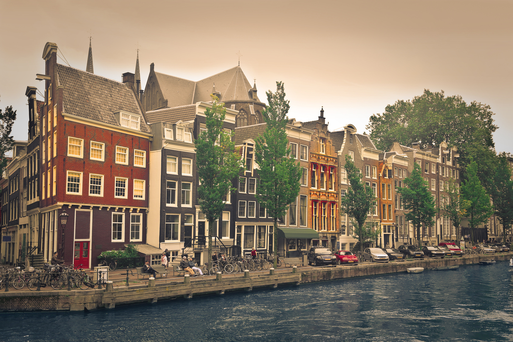 Citytrip amsterdam 3 tage ins tolle 3 hotel mit fr hst ck for Tolle hotels
