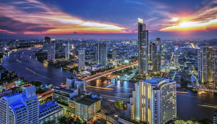 Flüge nach Bangkok zum Schnäppchenpreis von nur 426€, z.B. 2 Wochen im September 2016