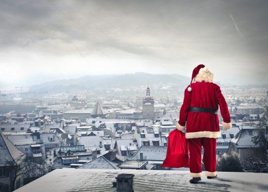 Christmas-Shopping in Budapest, London, Wien oder Paris: 4 Tage inkl. Flügen, Hotel und Frühstück ab 179€