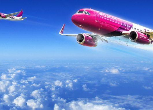 20% auf alle Wizzair-Flüge, z.B. günstig nach Budapest, Riga, Danzig etc.