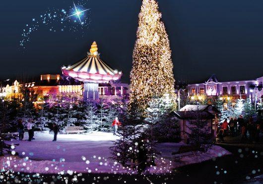 Tagesticket für das Phantasialand in Brühl für 24€ statt 39,50€ (November – Januar)
