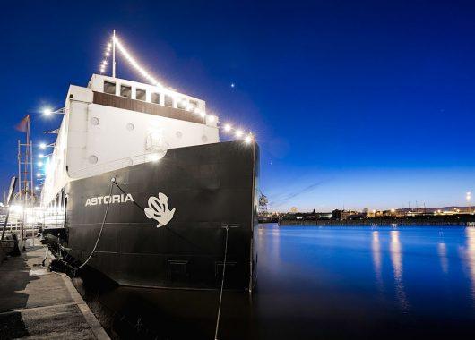 4 Tage Göteborg inkl. Flug, Transfer und Übernachtung auf Hotelschiff für 135€ pro Person ab Bremen