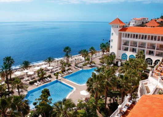 1 Woche Madeira im 4* Hotel inkl. Frühstück, Flug, Rail&Fly und Transfer ab 318€