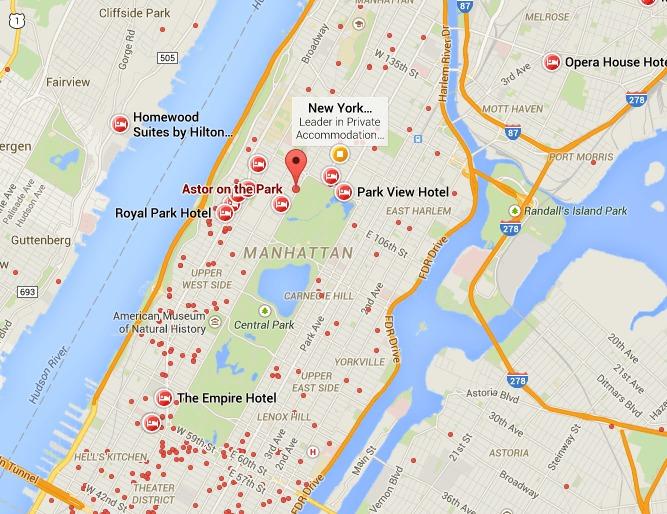 Lastminute 1 Woche New York Im 3 Hotel Flug Für Für 669 Ab