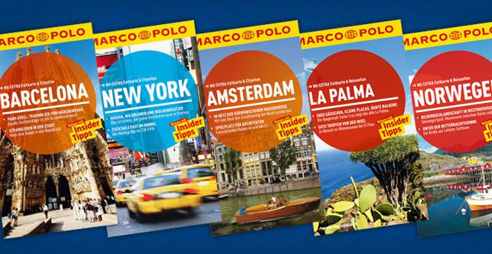 Sonderaktion: Günstige Reiseführer von Marco Polo ab 3,99€ versandkostenfrei