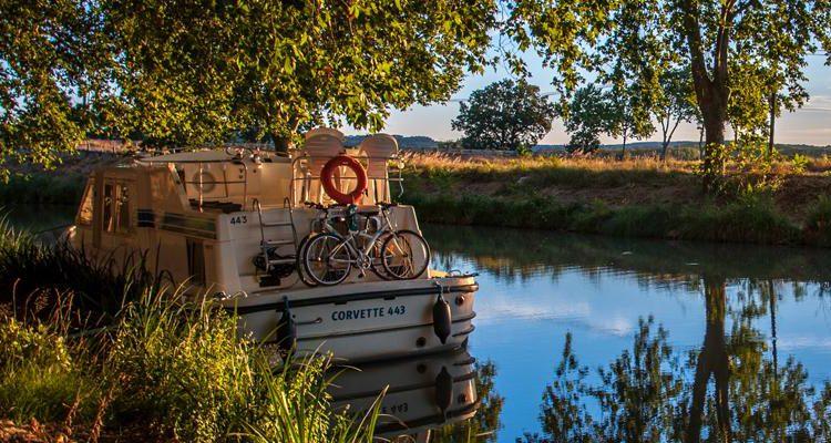 "12% Frühbucherrabatt beim Hausbootvermittler ""Le Boat"""
