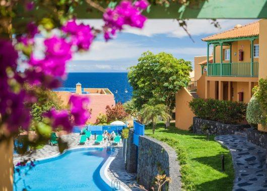 Eine Woche La Palma im 3* Apartment inkl. Frühstück und Flug ab 395€