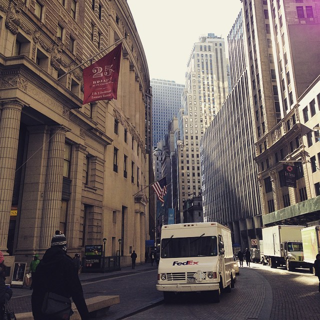 Financial District Manhattan