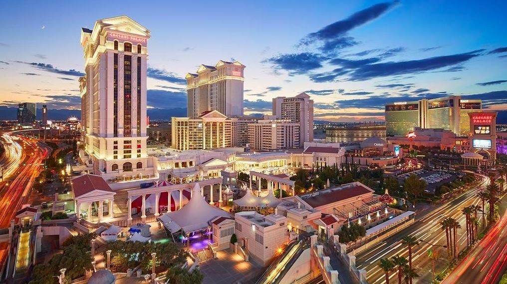 Frankfurt Las Vegas Flugzeit